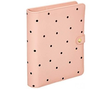 PLANNER PERSONAL A6 ROSA TOPOS