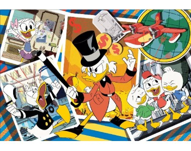 PUZZLE 104 DUCK TALES