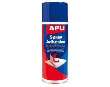 SPRAY APLI ADHESIVO REPOSICIONABLE 400 M