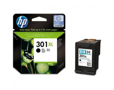 CARTUCHO HP NEGRO 301XL...