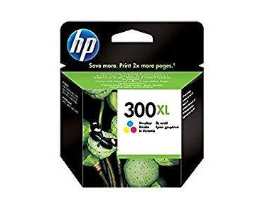 CARTUCHO HP TRICOLOR 300XL...